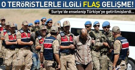 Son dakika haberi: 2 askerimizin şehit edilmesi olayı ile ilgili 9 YPGli hakimliğe sevk edildi