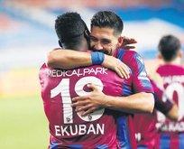 Trabzon kazandı, Gençler veda etti