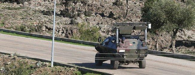 Afrin operasyonundan çarpıcı fotoğraflar