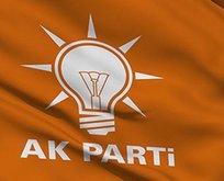 İşte AK Parti'nin Erzincan belediye başkan adayları!