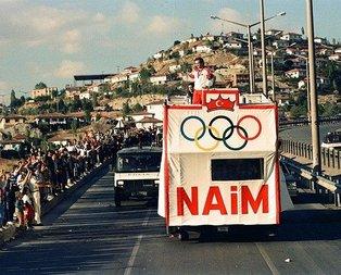 Naim Süleymanoğlunun albümünden tarihi fotoğraflar