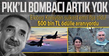 Suikast için geldi Şırnak'ta öldürüldü