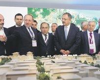 Türkiye'deki yatırım fırsatlarını MIPIM 'de anlattı