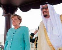 S.Arabistan Almanya arasında kriz