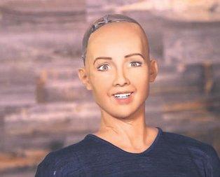 Robot Sophia aile kurmak istiyor