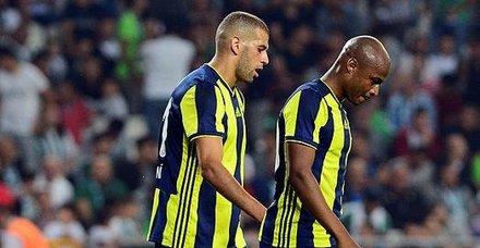 Fenerbahçe'de sezon sonu 5 isim yolcu!