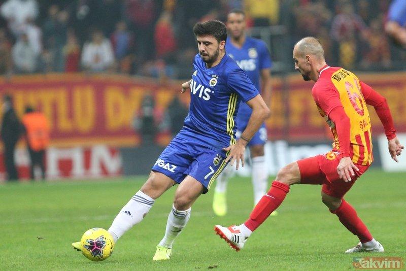 Fenerbahçe'de Ozan Tufan şoku! Sezon sonu gidiyor