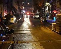 Fatih'te bir polis tartışığı kişiyi bacağından vurdu
