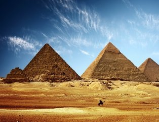Yıllarca böyle kandırmışlar! Mısır Piramitleri aslında...