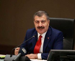 Son dakika: Sağlık Bakanı Fahrettin Koca 2 Ağustos koronavirüs tablosunu paylaştı