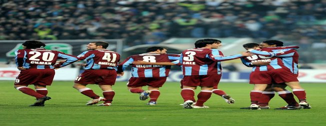 Denizlispor - Trabzonspor (TSL 16. hafta)