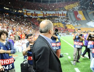 Galatasaray'da Fatih Terim sesleri!