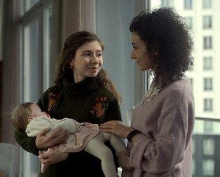 Bağlılık Aslı filminin yıldızı 'Almina' bebek oldu