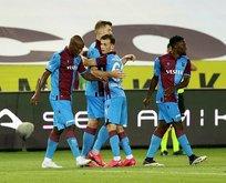 Trabzonspor'un cezası kalkarsa rakipleri belli