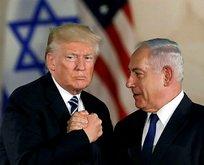 Trump'ın İsrail-Filistin barış planının perde arkası ortaya çıktı!