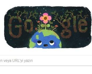 Google'dan bahar sürprizi! Sayfasına taşıdı