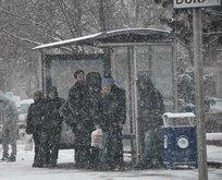 Bir ilde daha eğitime kar engeli! Okullar 2 gün tatil edildi