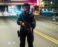 Norveç'te terör alarmı