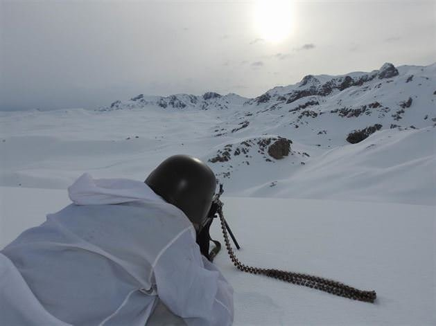 Erzincanda PKKya ağır darbe