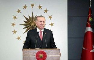 Başkan Erdoğan'dan Taşçıoğluiçin taziye mesajı