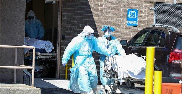 ABD'de Kovid-19'dan ölümler artıyor