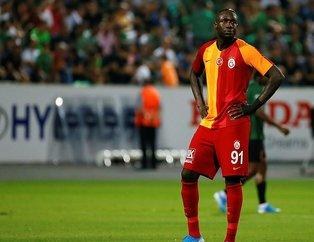 Galatasaray'a son dakika transfer şoku! Mbaye Diagne'den kötü haber...