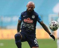 Konyaspor ile Rizespor berabere kaldı