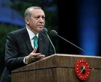 Erdoğandan Barzaniye çok sert Kerkük tepkisi!