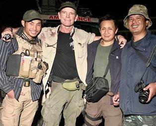Terör örgütü PKK/YPG'ye evanjelist desteği! ABD'li David Eubank kim?