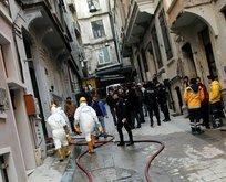 İstanbul Valiliği'nden 'yangın' açıklaması! Bir şüpheli yakalandı