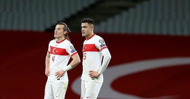 Liverpool ve Leicester'dan Ozan ve Çağlar paylaşımı
