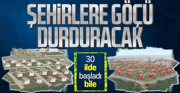 Türkiye'yi şahlandıracak proje