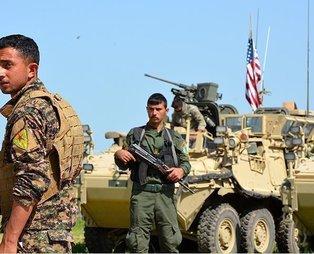 ABD'nin iki yüzlülüğü devam ediyor! Haseke'de 400 YPG'li teröriste silahlı eğitim!