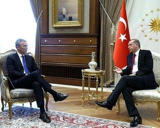 Erdoğandan NATOya terör ayarı