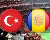 Türkiye Andorra maçı ne zaman, saat kaçta?