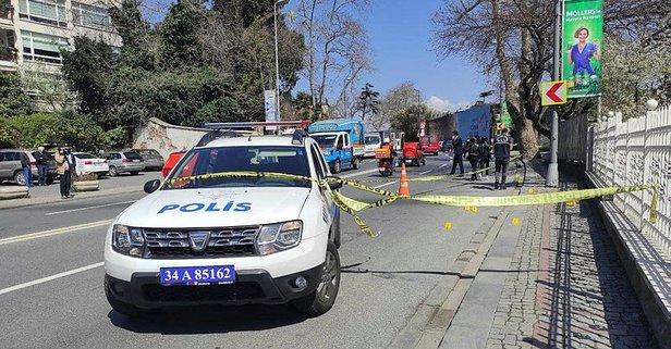 İstanbul'un ortasında silah sesleri! Yaralılar var