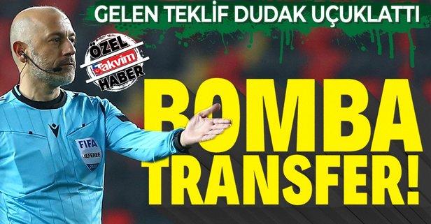 Cüneyt Çakır'dan bomba transfer!