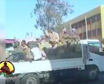Libya Ordusu yayınladı! İşte paralı askerler...