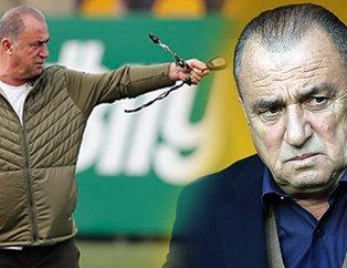 Fatih Terim'den olay açıklama 'Asla Galatasaray'da çalışmayacağım'