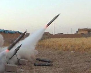Bağdat'ta füzeli saldırı