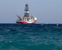 Son dakika: Fatih sondaj gemisi Akdenizde ilk sondajına başlıyor