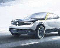 Opel geleceğini sergiledi