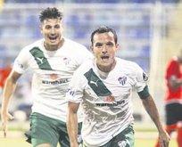 Bursa'da F.Bahçe maçı öncesi Batalla şoku