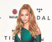 Beyonce'ye yakışmadı