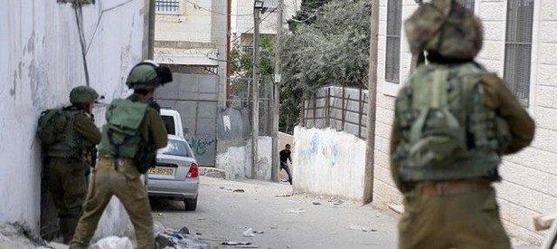 İsrail Filistinli bir genci katletti