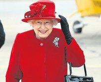 Kraliçe'den büyük onur