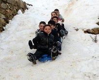 Aksaray'da bugün okullar tatil mi?