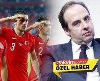 'Türk futbolcular düşman askeri gibi karşılanacak!'