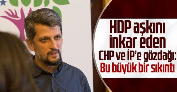 HDP'li Garo Paylan'dan CHP ve İYİ Parti'ye gözdağı