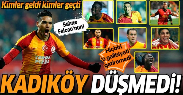 Kimler geldi kimler geçti Kadıköy düşmedi